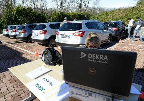 Suzuki S-Cross Economy Run con Dekra