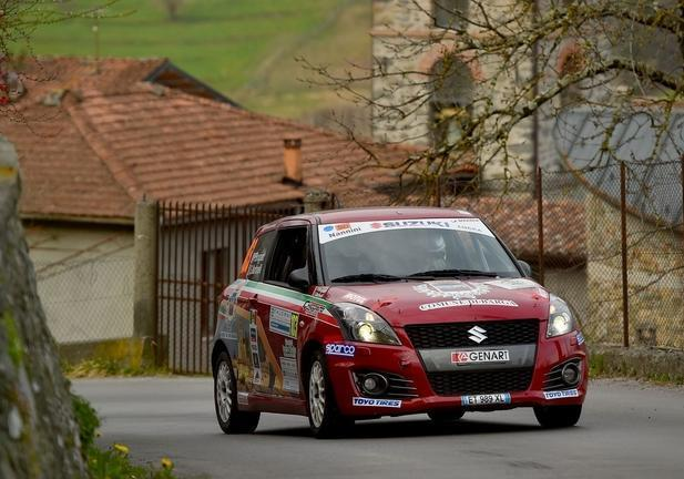 Suzuki Swift Rally 2