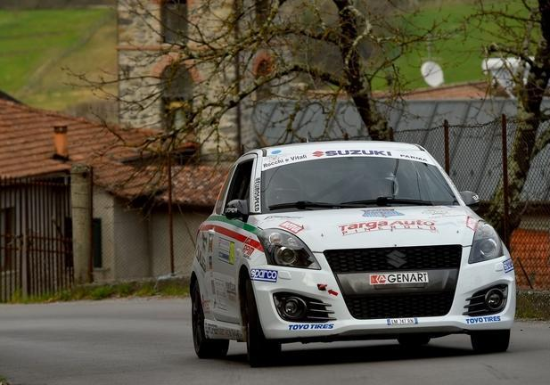 Suzuki Swift Rally 3