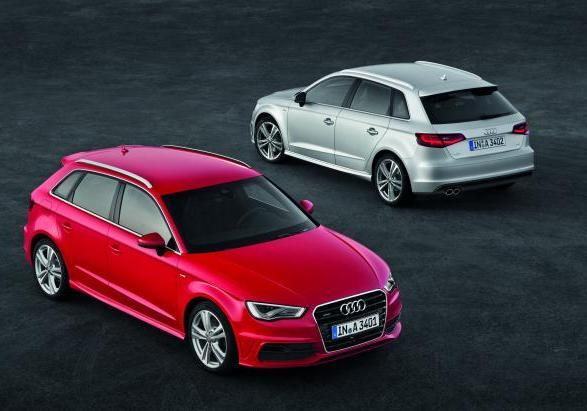 tecnologia cilynder on demand Audi A3 Sportback