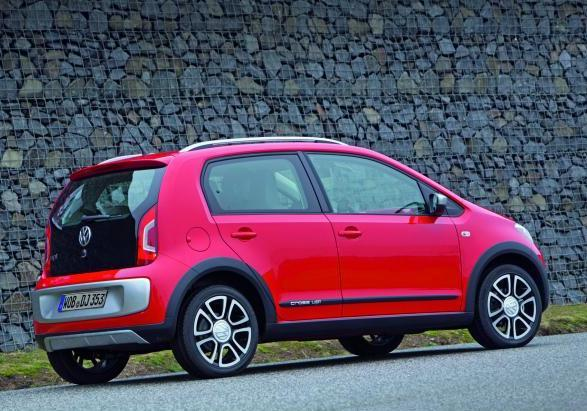 Volkswagen Cross Up! 2