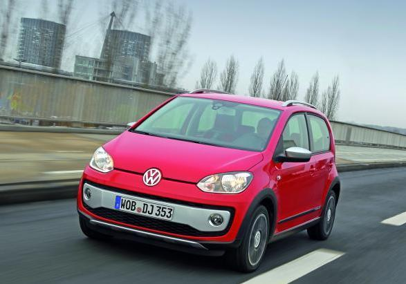 Volkswagen Cross Up! 3