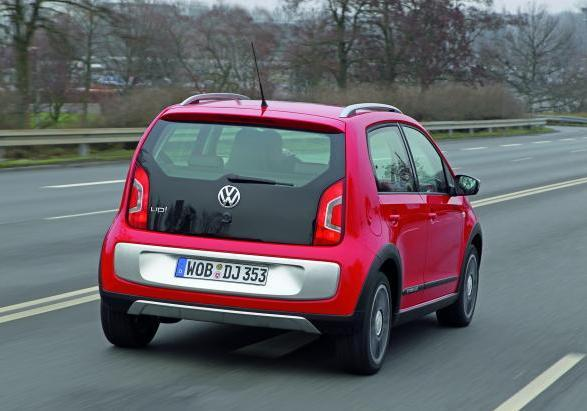 Volkswagen Cross Up! 4
