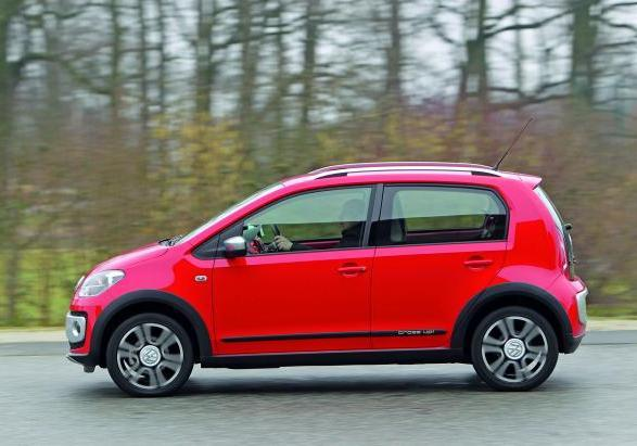 Volkswagen Cross Up! 5