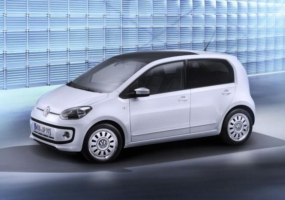 Volkswagen Up! 5 porte 2