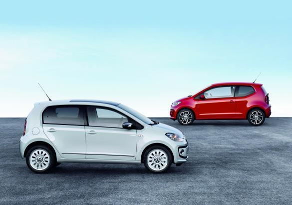 Volkswagen Up! 5 porte 8