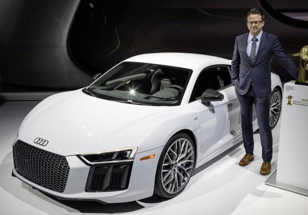 Audi R8 ?World Performance Car 2016?