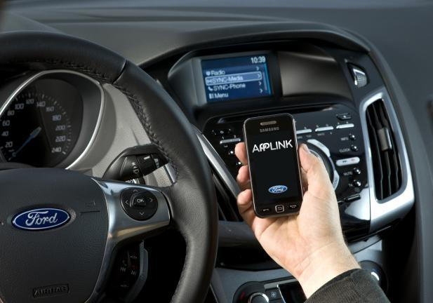 Ford Meople SYNC AppLink