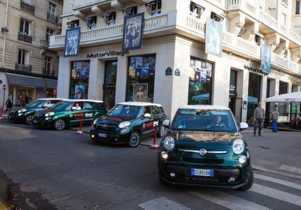 Fiat 500l Living Multijet Torino Parigi Con 40 Euro