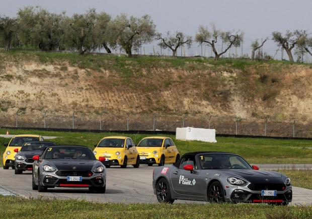 Abarth e Aci Rally Italia Talent: la finale 02