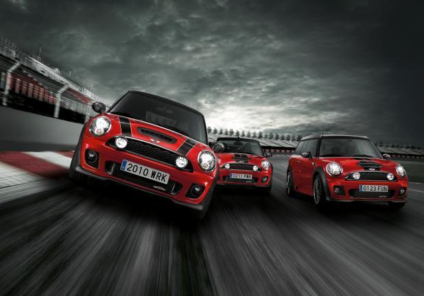 Accessori John Cooper Works per Mini al Tuning World Bondesee