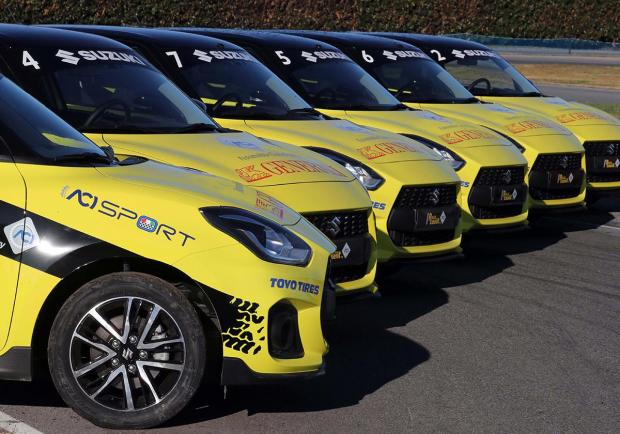 ACI Rally Italia Talent 2020, al via il contest con Suzuki Swift Sport 04
