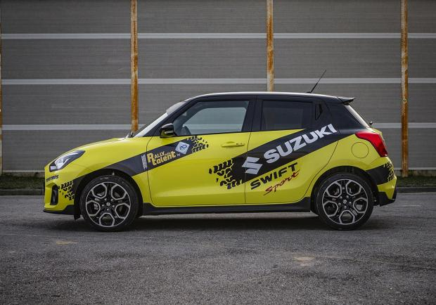 ACI Rally Italia Talent e Suzuki, presentata la nuova partnership 03