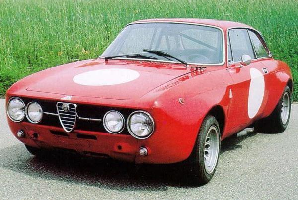 "Alfa Romeo 1750 GT Am al ""Goodwood Festival of Speed"""