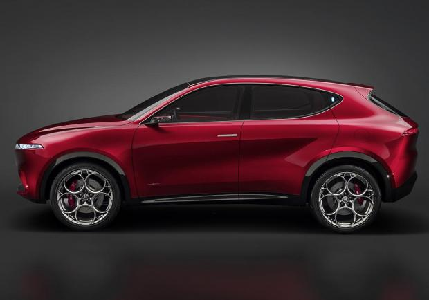Alfa Romeo, la Tonale vince il Readers' Choice Design Award 01