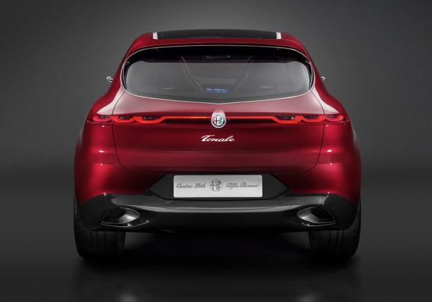 Alfa Romeo, la Tonale vince il Readers' Choice Design Award 02