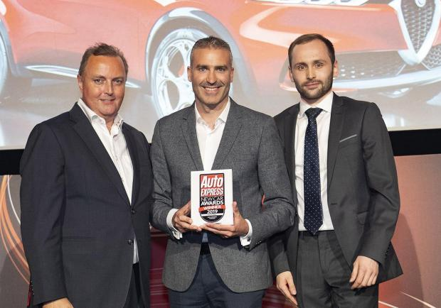 Alfa Romeo, la Tonale vince il Readers' Choice Design Award 05