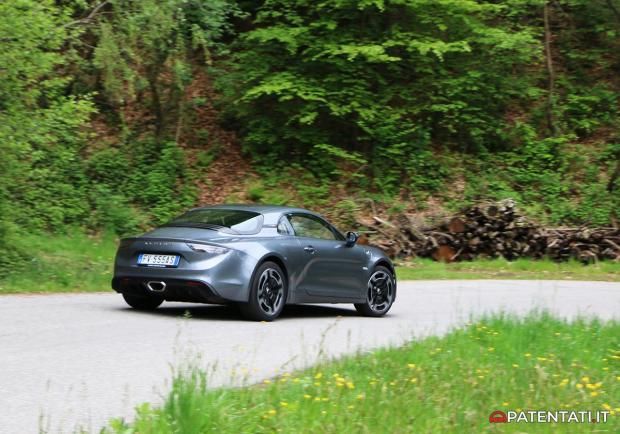 Alpine A110 test drive