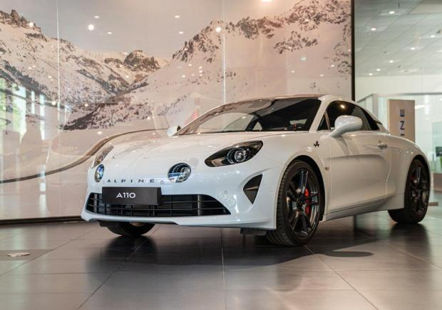 Alpine A110S Alpine Center Milano