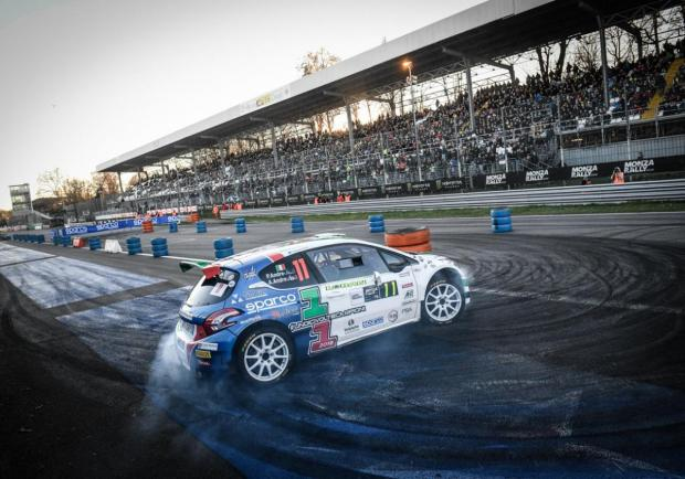 Andreucci Monza Rally Show 2018