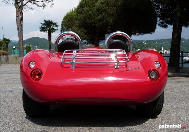 ATS STILE50 SPEEDSTER posteriore