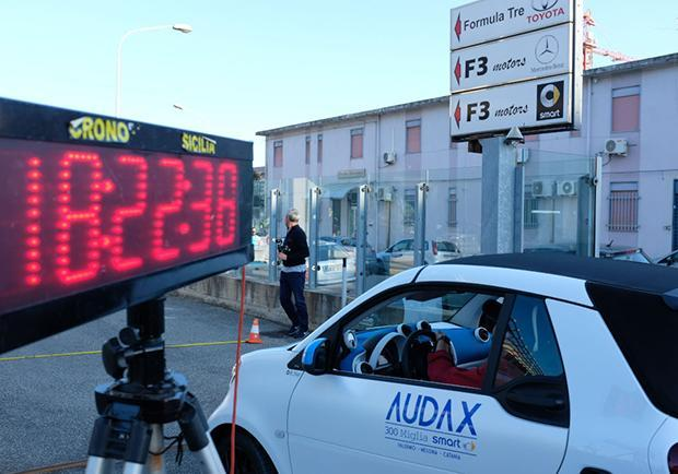 Audax 300Miglia Smart Fortwo Cabrio Turbo 5