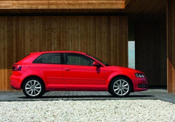 Audi a3 per neopatentati laterale