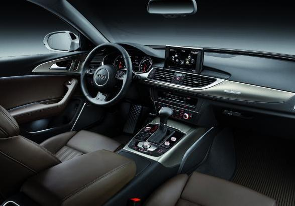 Audi A6 Allroad 2012 interni