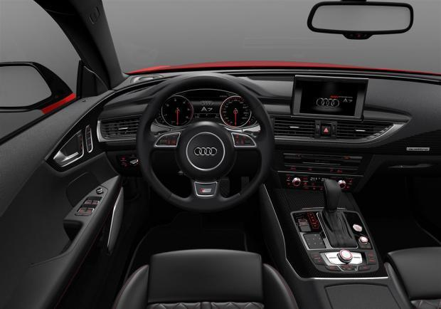 Audi A7 Sportback 3.0 TDI competition interni