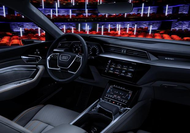 Audi, l'entertainment è la novità del CES 2019