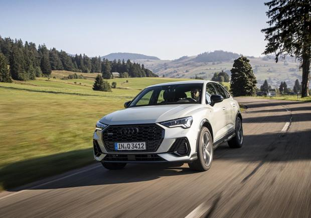 Audi, nuove Q3 model year 2021 02