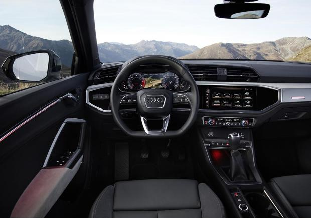 Audi, nuove Q3 model year 2021 06