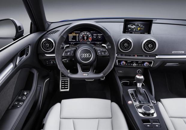 Foto Audi Rs3 Sportback Interni Patentati
