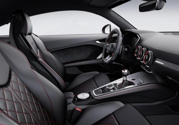 Audi TT RS interni