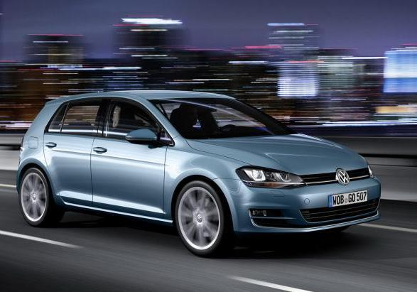 Auto dell'Anno 2013 Volkswagen Golf