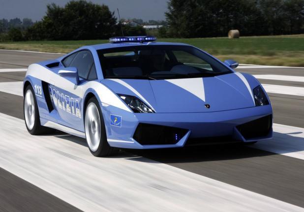 Le auto della polizia pi belle e potenti - Foto della polizia citazioni ...
