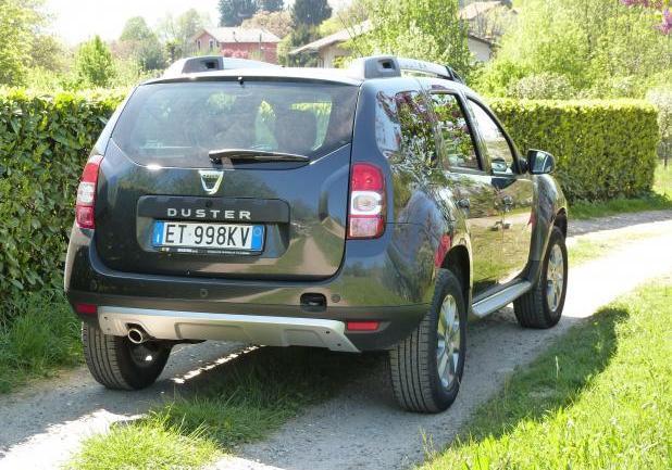 Auto pi economiche del listino 2015 for Dacia duster listino