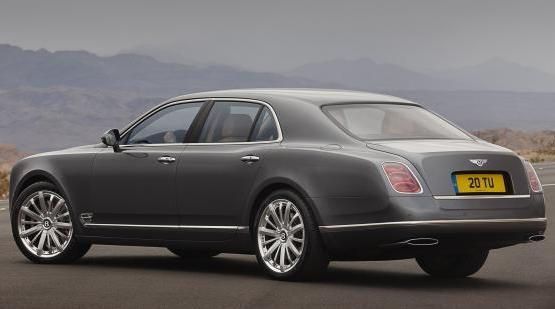 Bentley Mulsanne Mulliner 2
