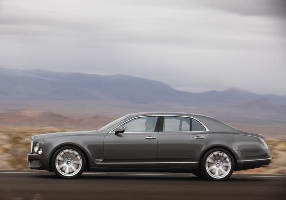 Bentley Mulsanne Mulliner 5