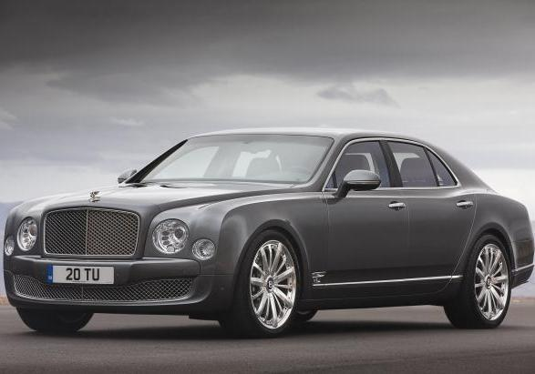 Bentley Mulsanne Mulliner 6