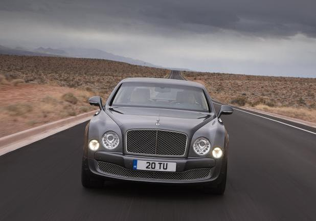 Bentley Mulsanne Mulliner 7