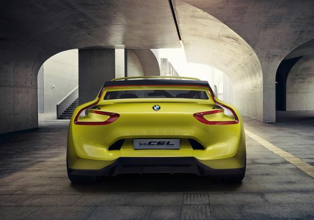 BMW 3.0 CSL Hommage posteriore