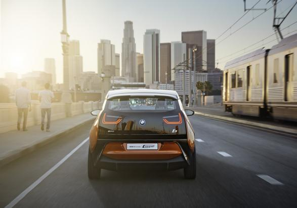 BMW i3 Concept Coup� posteriore