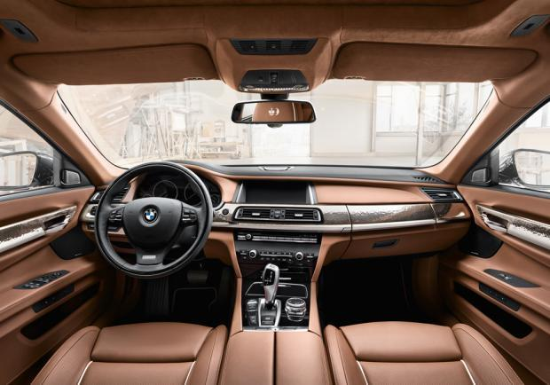 BMW Individual 760Li Sterling interni