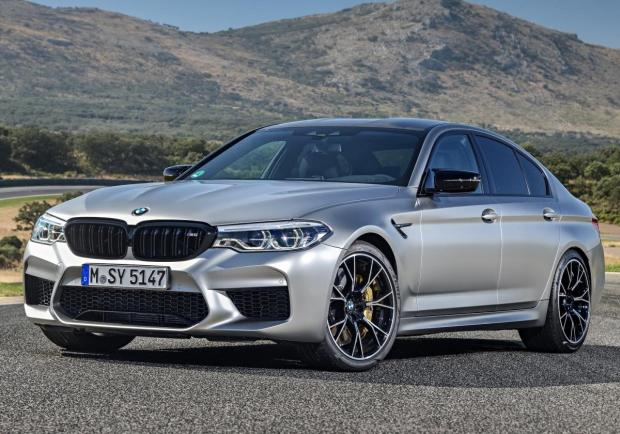 BMW M5 Competition 2020