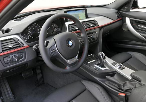 Bmw Srie 3 Sport interni