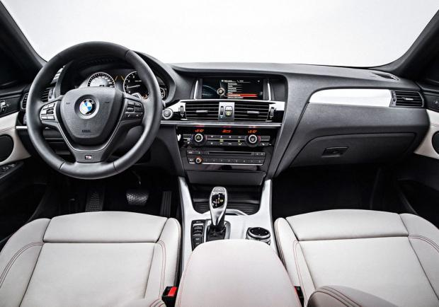 Foto Bmw X4 Interni Patentati