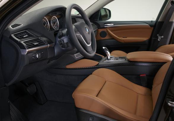 BMW-X6-2012 interni