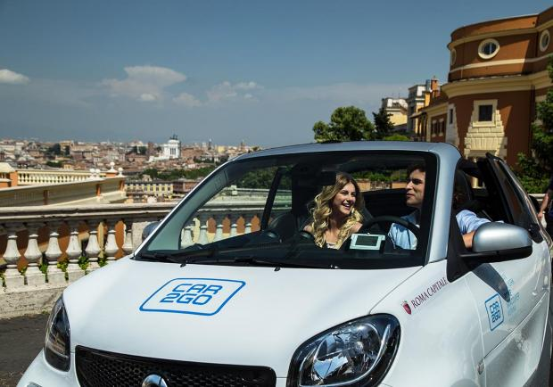 Car2go: 400 Mercedes e Smart per Chicago 01