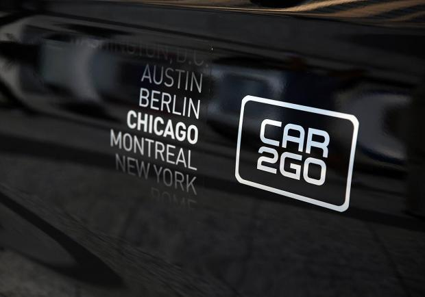 Car2go: 400 Mercedes e Smart per Chicago 03
